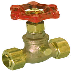 ProLine  Stop Valve  Copper