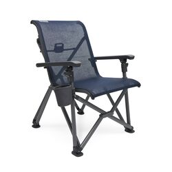 YETI  TrailHead  1 pc. Polypropylene Frame Camping  Chair  Navy Blue