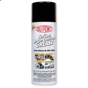 DuPont  White Lithium  Grease  10 oz. Can