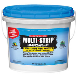 Back to Nature Multi-Strip Advanced Professional Strength Paint Remover 1/2 gal.