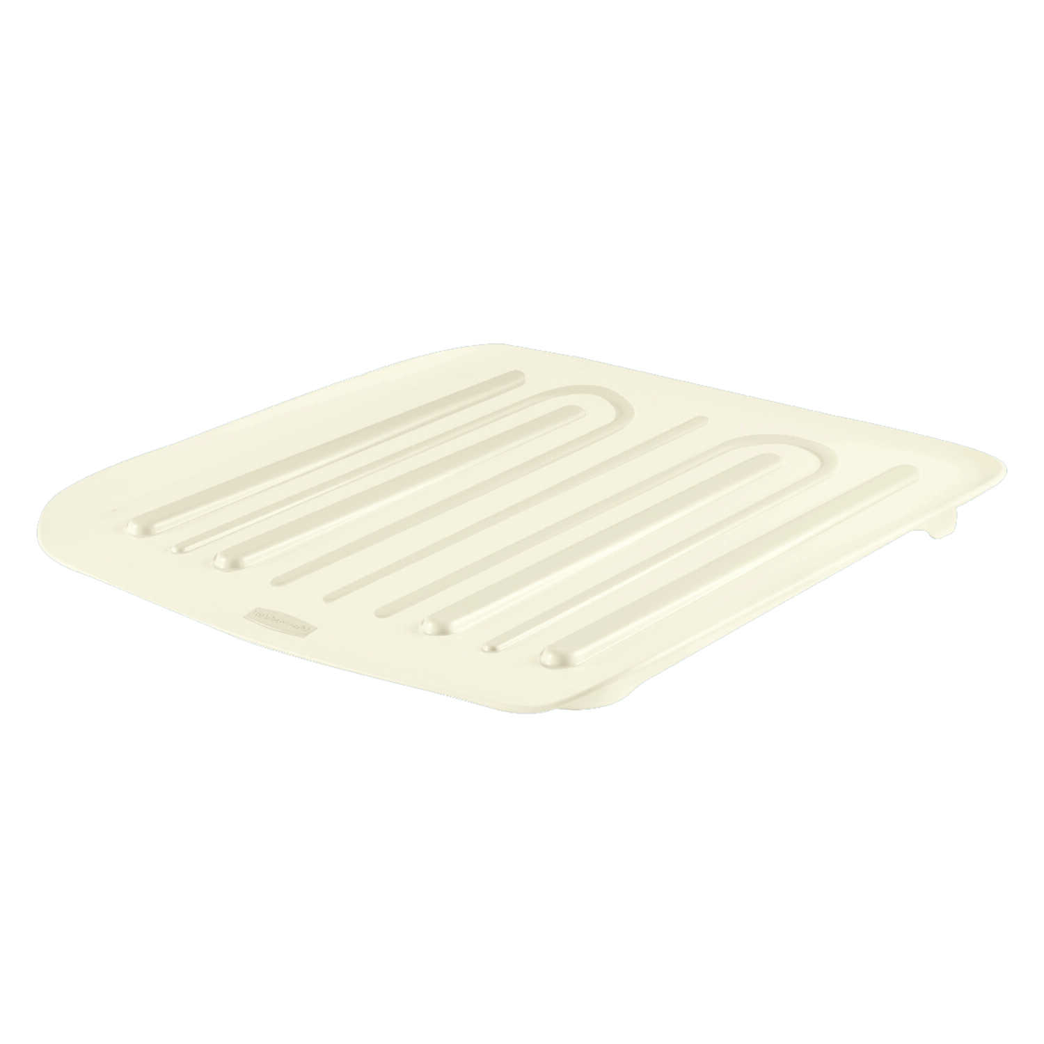 Rubbermaid  1.3 in. H x 15.3 in. W x 14.3 in. L Plastic  Dish Drainer  Bisque