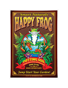FoxFarm  Smart Naturals Happy Frog  Organic Potting Soil  2 cu. ft.