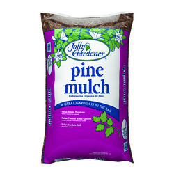 Jolly Gardener Natural Pine Mulch 2 cu. ft.