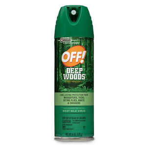 Deep Woods OFF!  Insect Repellent  Liquid  For Biting Insects, Mosquitoes/Other Flying Insects, Flie