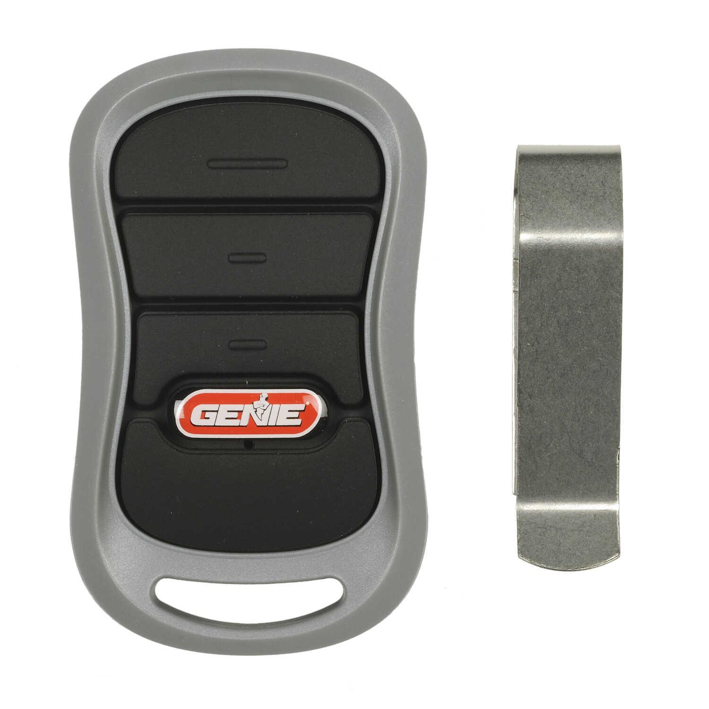 Genie 3 Door Garage Door Opener Remote For Intellecode
