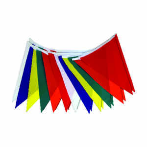 Hy-Ko  Flag  11 in. H x 18-1/2 in. W