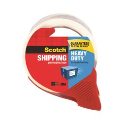 Scotch Heavy Duty Packaging Tape Clear
