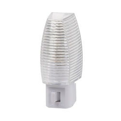 Amertac Manual Plug-in Faceted Incandescent Night Light