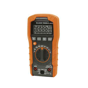 Klein Tools  0 - 1000F  LCD  Multimeter  1 pk