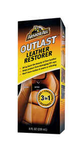 Armor All  Outlast  Leather  Restorer  8 oz. Boxed