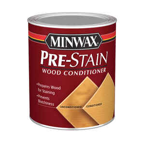 Minwax  Oil-Based  Pre-Stain Wood Conditioner  1 pt.