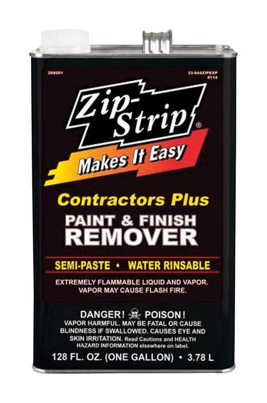 Zip-Strip  Professional Strength Paint Remover  128 oz.