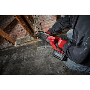 Milwaukee  M18 FUEL SUPER SAWZALL  Cordless  Reciprocating Saw  Kit  18 volt