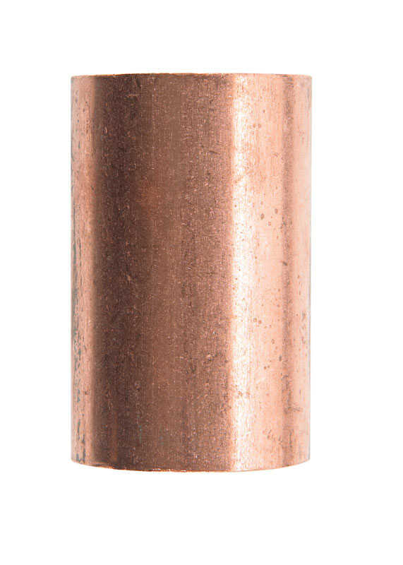 Elkhart  1 in. Sweat   x 1 in. Dia. Sweat  Copper  Repair Coupling