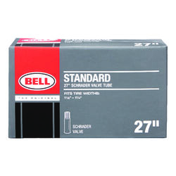 Bell Sports Standard Rubber Bicycle Inner Tube 1 pk