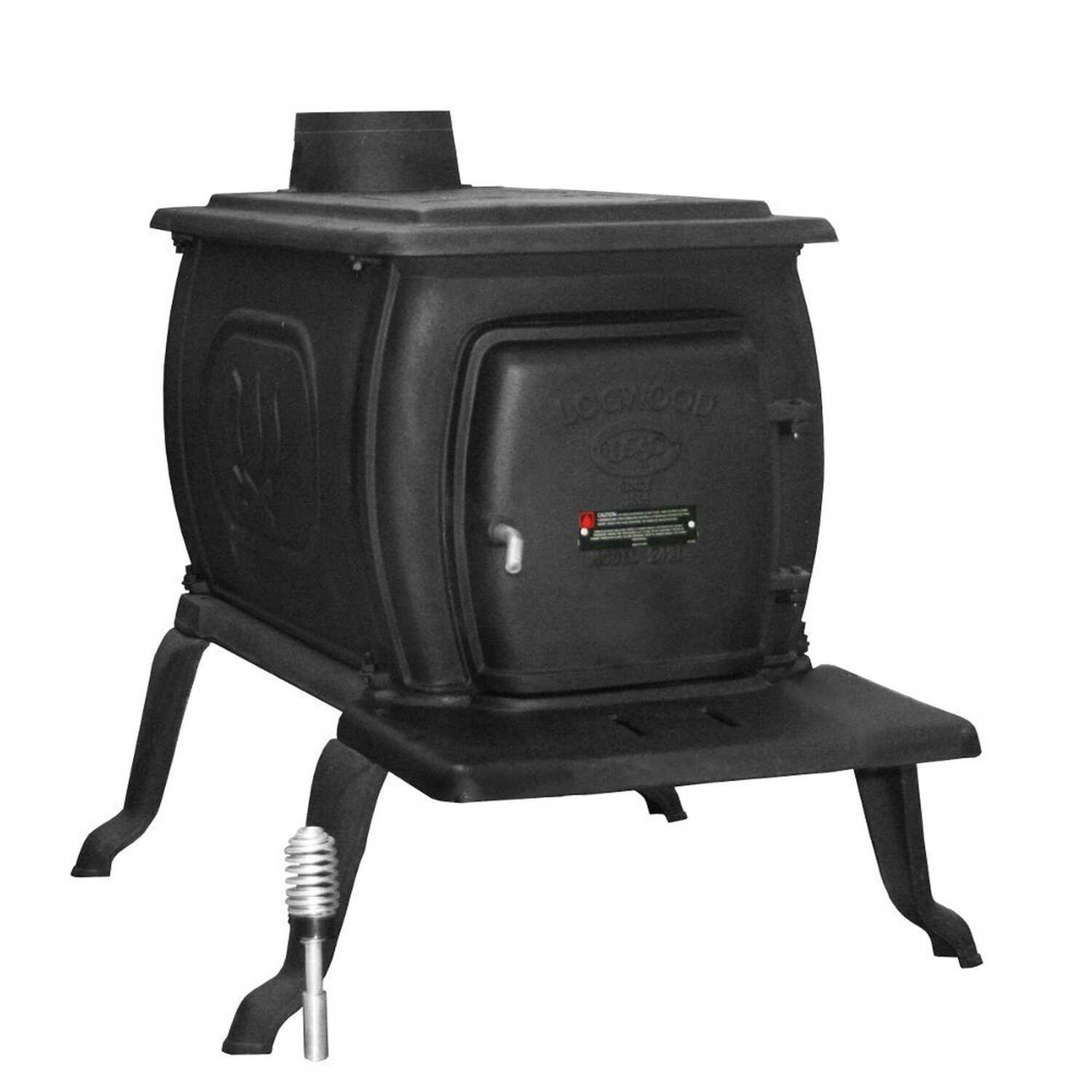 US Stove  54000 BTU 900 sq. ft. Wood Stove