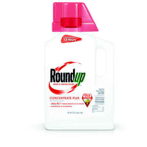 Roundup  Concentrate  Weed and Grass Killer  0.5