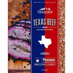 Traeger  Texas Beef Blend  Wood Pellets  20 lb.