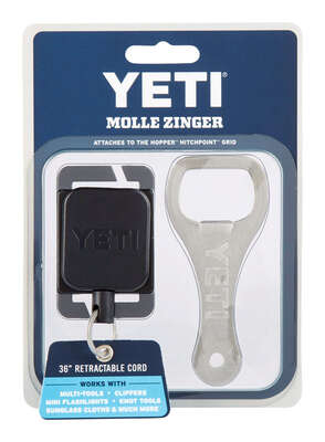 YETI  Molle Zinger  Bottle Opener  1 each