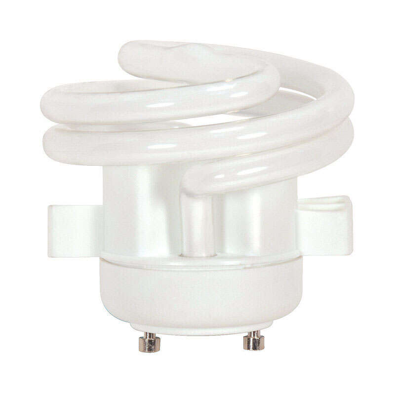 Satco 13 watts T2 2.75 in. Dia. x 2.28 in. L CFL Bulb Warm White Specialty 2700 K 1 pk