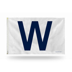 Rico  MLB  Chicago Cubs  Flag  60 in. H x 0.13 in. W
