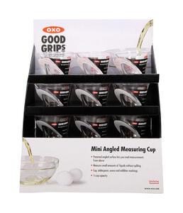 Oxo Good Grips  Good Grips  2 cups Plastic  Clear  Measuring Cup