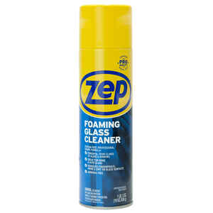 Zep  Commercial  No Scent Glass Cleaner  19 oz. Liquid