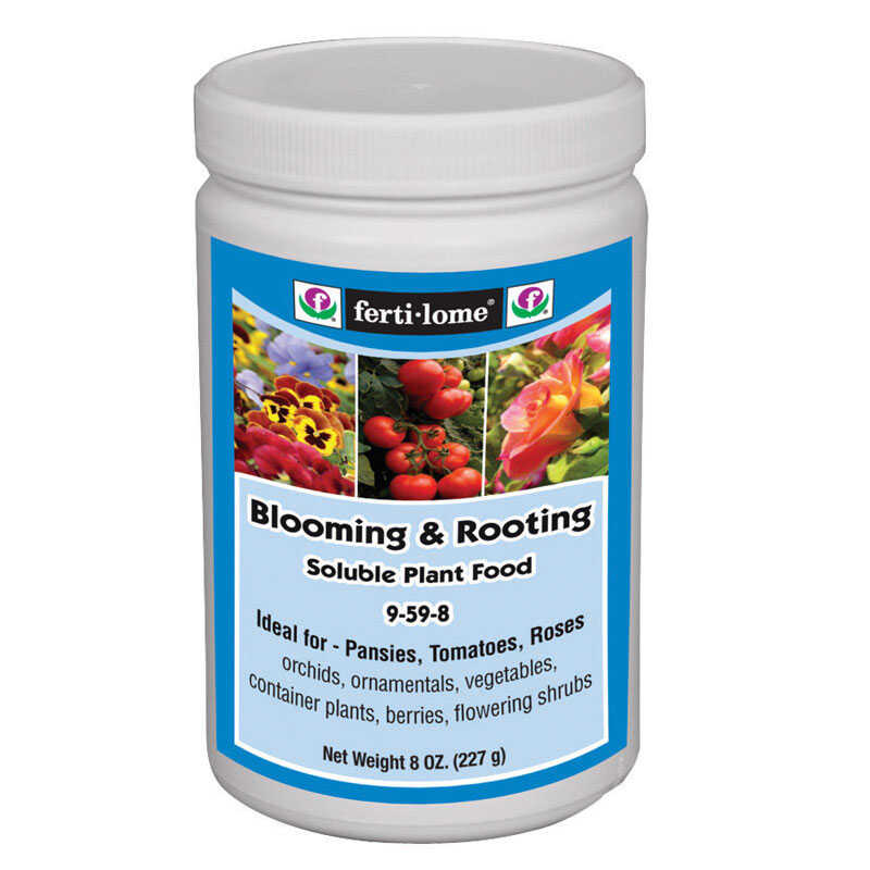 Ferti-Lome  Blooming & Rooting  Powder  Plant Food  8 oz.