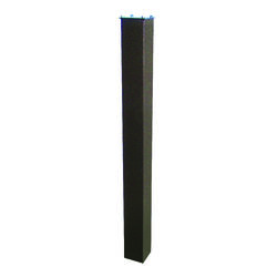 Mail Boss  4 in. H x 43 in. D x 4 in. W Powder Coated  Bronze  Steel  Mailbox Post