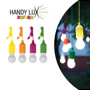 Handy Lux Colors  As Seen On TV  Assorted  Rope Light