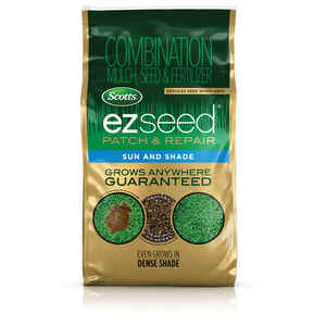 Scotts  EZ Seed  Mixed  Seed, Mulch & Fertilizer  10 lb.