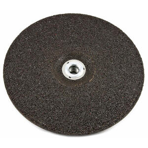 Forney  9 in. Dia. x 1/4 in. thick  x 5/8 in.   Metal Grinding Wheel  1 pc.