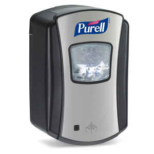 Purell  700  Wall Mount  Touch Free Liquid Lotion  Hand Sanitizer Dispenser