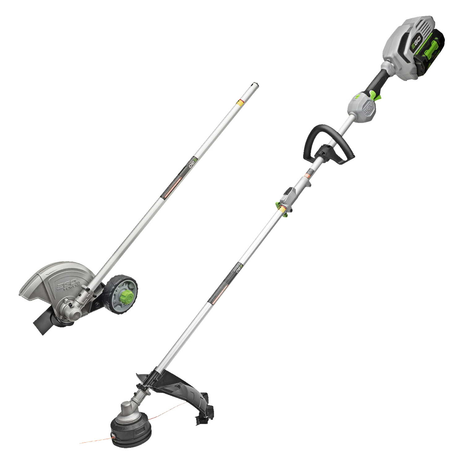 EGO  Power Plus  Battery  Edger/Trimmer