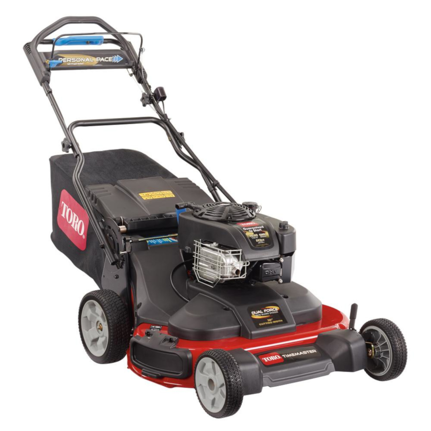 Toro Personal Pace TimeMaster 30 223 cc Manual-Push Lawn Mower