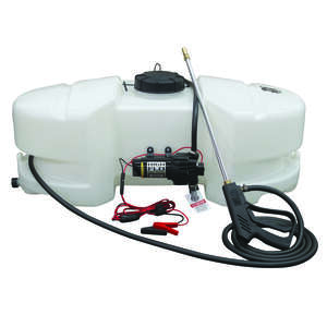Fimco  Adjustable Spray Tip Tank Sprayer  25 gal.