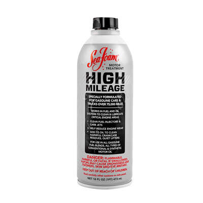 SeaFoam  High Milage  Ethanol/Gasoline  Motor Treatment  16 oz.