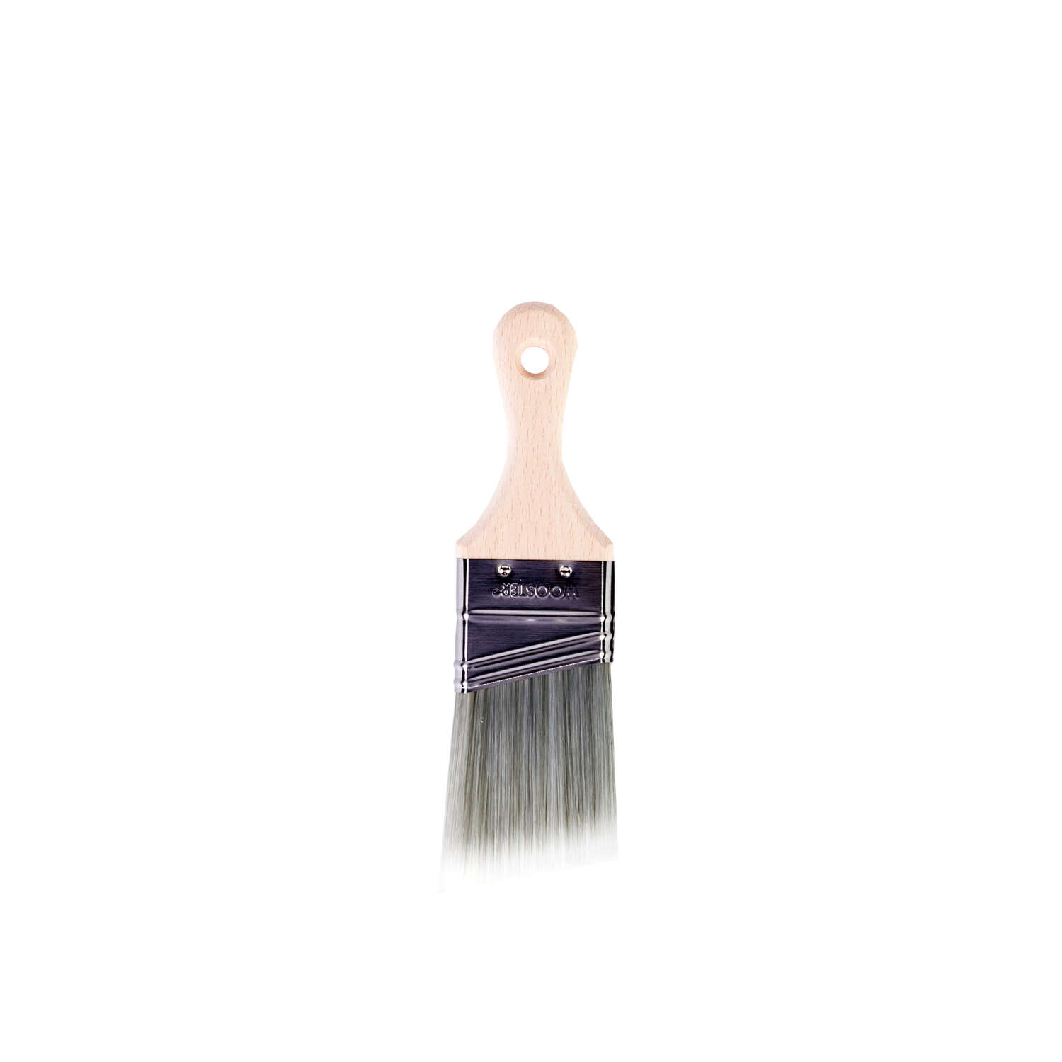 Wooster  Silver Tip  Angle  2 in. W Paint Brush  Polyester Blend