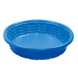 Summer Waves  20 gal. Round  Plastic  Wading Pool  59 in. Dia.