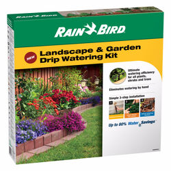 Rain Bird  Drip Irrigation Plant Watering Kit