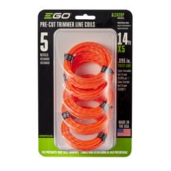 Ego  Professional Grade  0.095 in. Dia. x 14 ft. L Trimmer Line