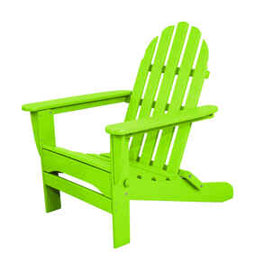 Ivy Terrace  Green  Polypropylene  Chair
