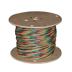 Southwire  500 ft. 12/3  Solid  Copper  Submersible Pump Wire