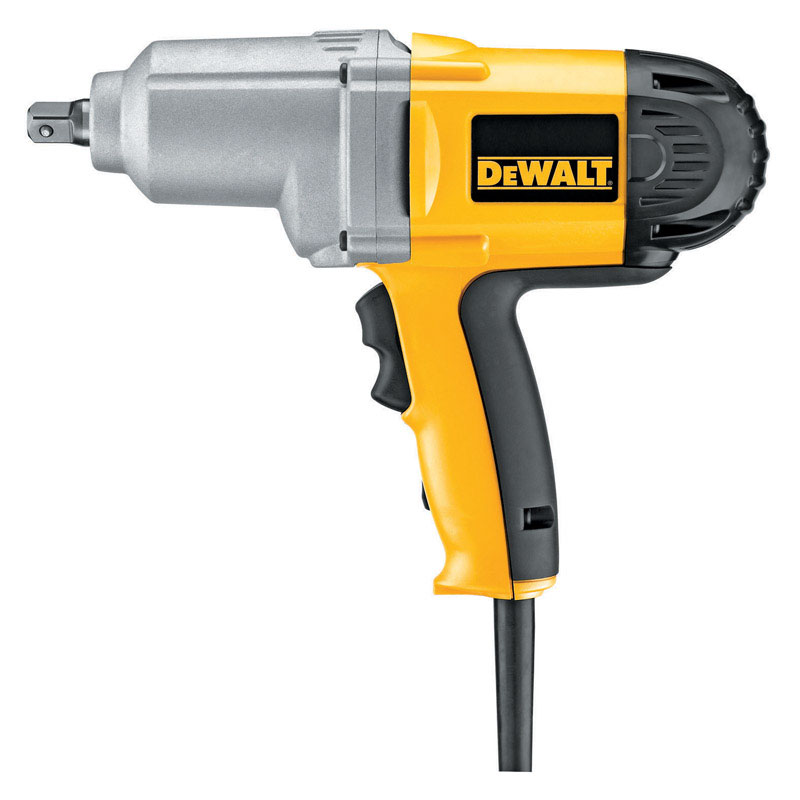 DeWalt  1/2 in. Square  Corded  Impact Wrench  2700 ipm 4260 in-lb Kit