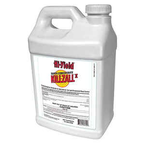 Hi-Yield  Killzall  Weed and Grass Killer  Concentrate  2.5 gal.