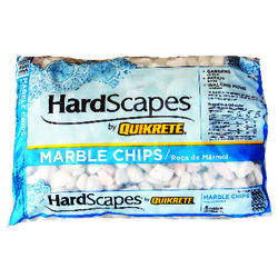 Quikrete  HardScapes  White  Decorative Stone  50 lb.