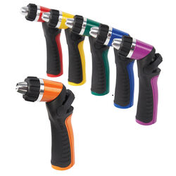 Dramm One Touch Twist Adjustable Adjustable Metal Hose Nozzle