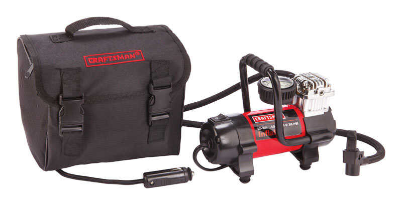 Craftsman  12 volt 100 psi Electric Inflator