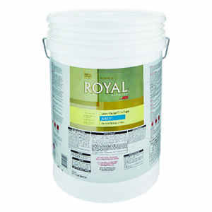 Ace  Royal  Satin  Tintable Base  House & Trim Paint & Primer  5 gal. Acrylic Latex