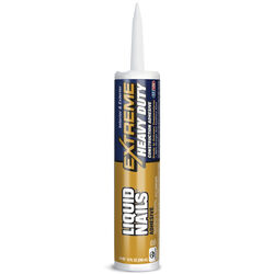 Liquid Nails  Extreme Heavy Duty  Acrylic Latex  Construction Adhesive  10 oz.
